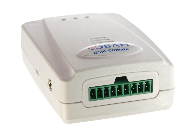 фотосъемка термостата GSM